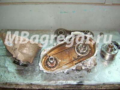 раздатки Mercedes ML 164